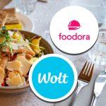 wolt foodora Oulu